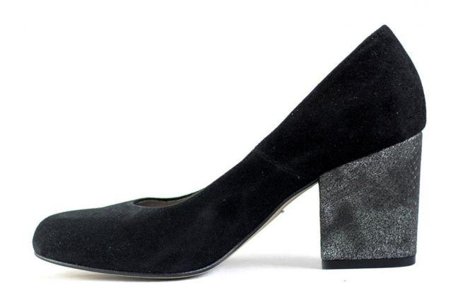 Модельные замшевые туфли LAURA MESSI