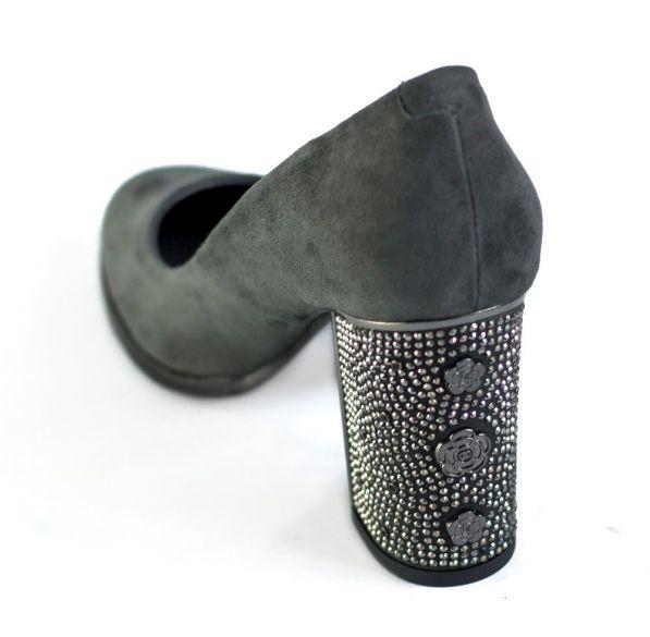 Замшевые туфли MEA BALAN