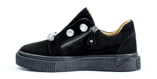 Замшевые туфли LOTTINI