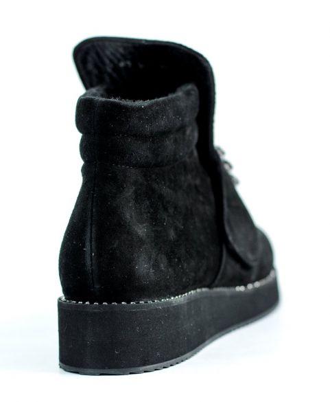 Замшевые ботинки G.U.E.R.O.