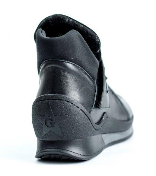 Ботинки-сникеры на липучках G.U.E.R.O.