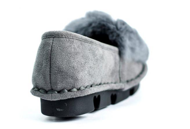Зимние туфли на меху VERITAS