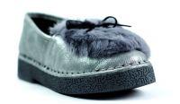 Зимние туфли на меху LOTTINI