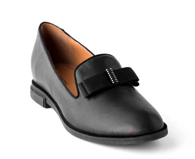 Кожаные туфли DEENOOR