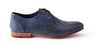 Кожаные туфли с перфорацией VERITAS