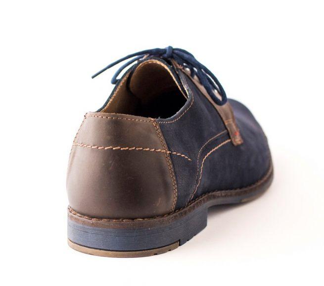 Туфли из нубука MATEOS