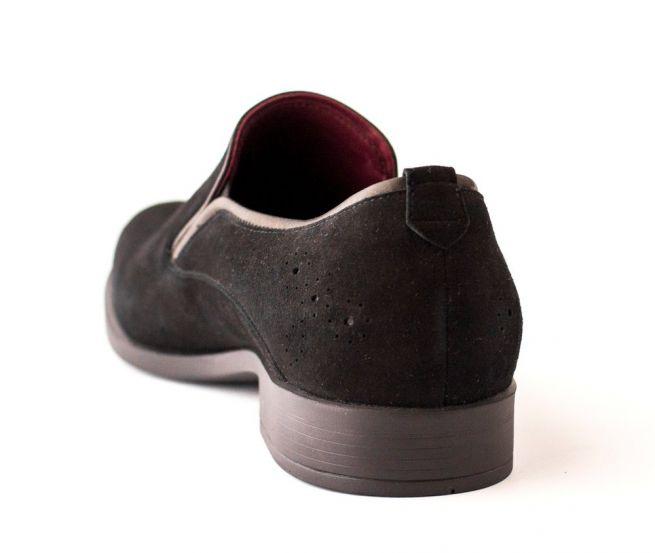 Замшевые туфли CONHPOL