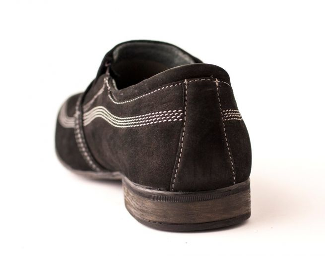 Замшевые туфли LEMAR