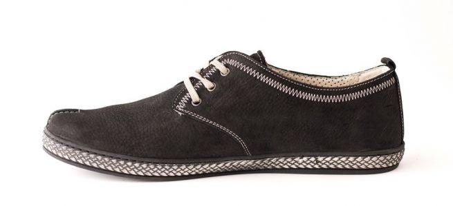 Туфли из нубука KRISBUT