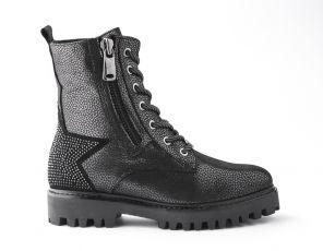Кожаные ботинки DULUNO