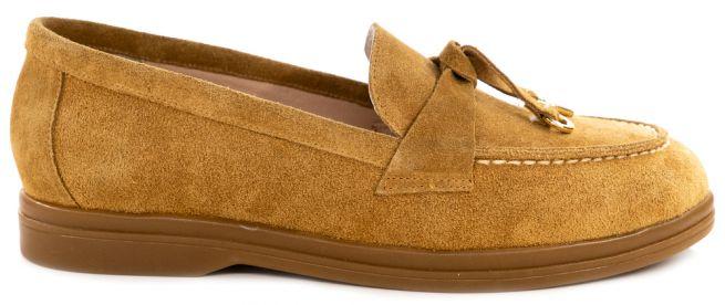 Замшевые туфли PEMLA
