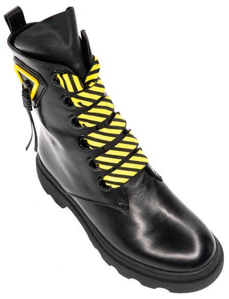Кожаные ботинки MEA BALAN