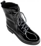 Лаковые ботинки BERLONI