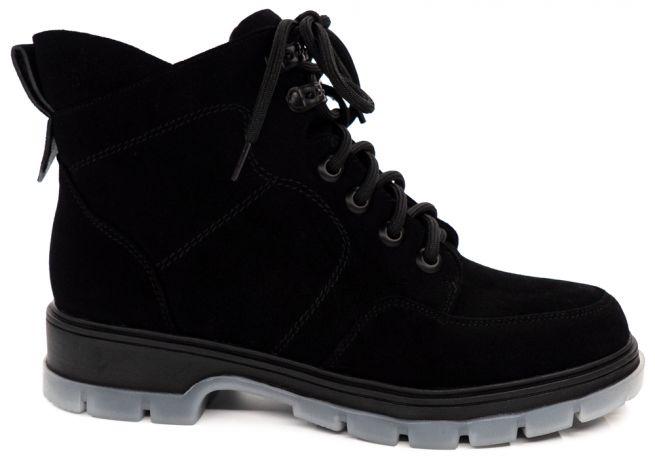 Замшевые ботинки BERLONI
