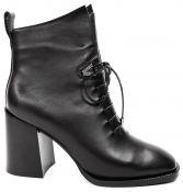 Кожаные ботинки MARIA MORO