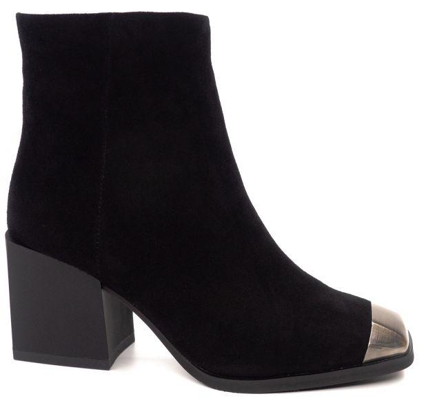 Замшевые ботинки MARIA MORO