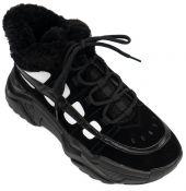 Зимние кроссовки ALLSHOES