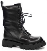 Кожаные ботинки FABIO MONELLI