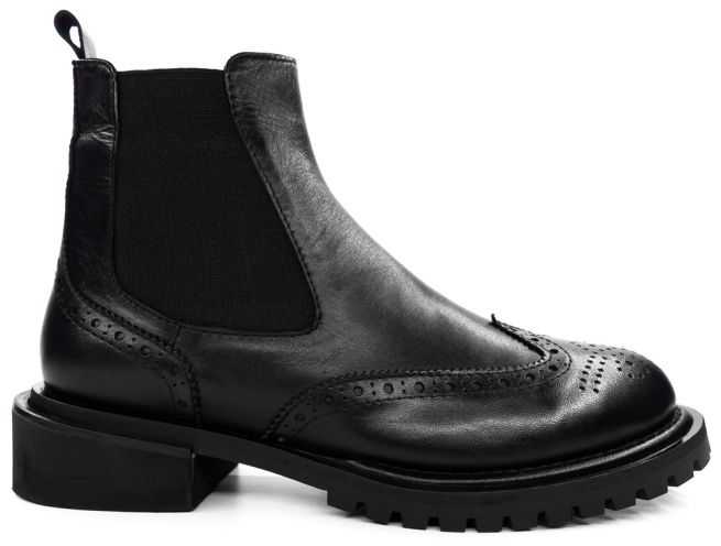 Кожаные ботинки - челси LOTTINI