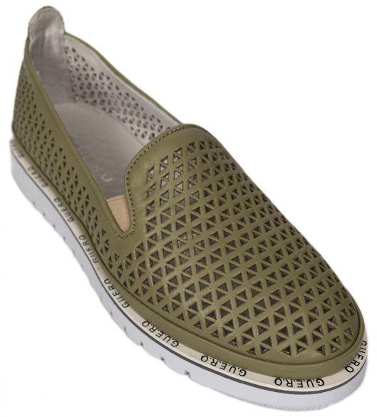 Туфли с перфорацией G.U.E.R.O.