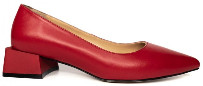 Кожаные туфли LOTTINI