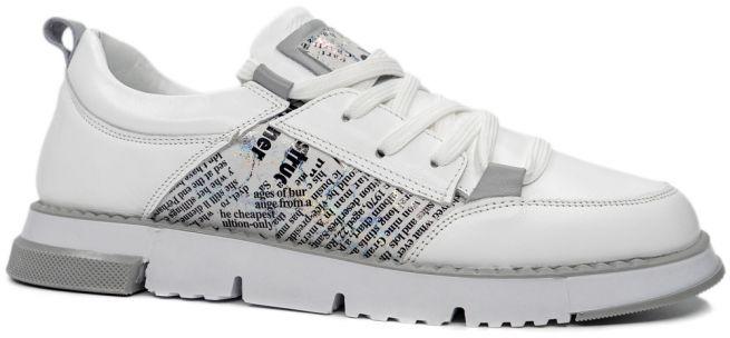 Кожаные кроссовки VERITAS