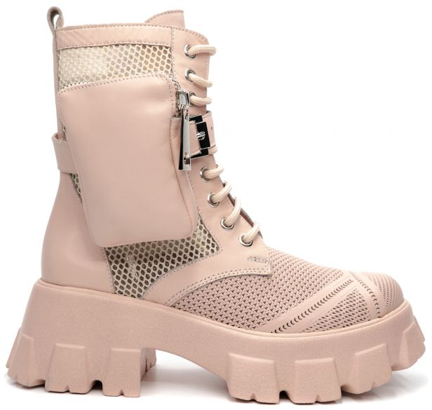 Кожаные ботинки G.U.E.R.O.