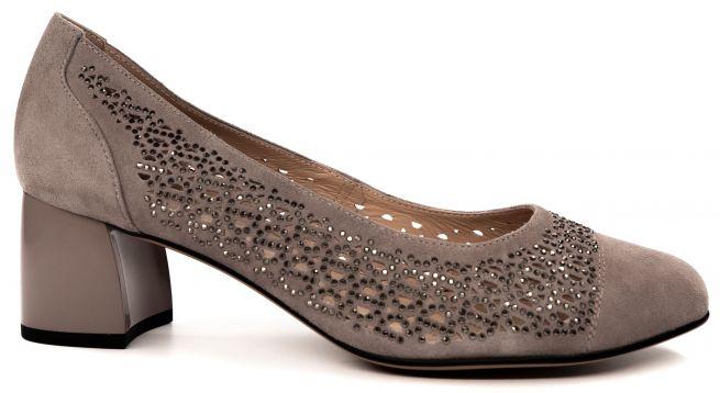 Замшевые туфли FABIO MONELLI