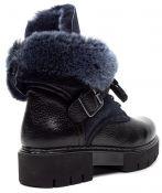 Кожаные ботинки AQUAMARIN