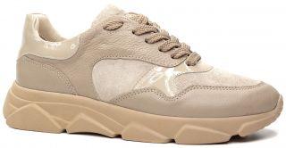 Кожаные кроссовки ALPINO