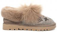 Зимние туфли на меху FIALCA