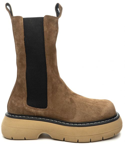 Замшевые ботинки - челси ALPINO